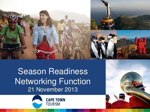 Season Readiness Networking Function 21 November 2013