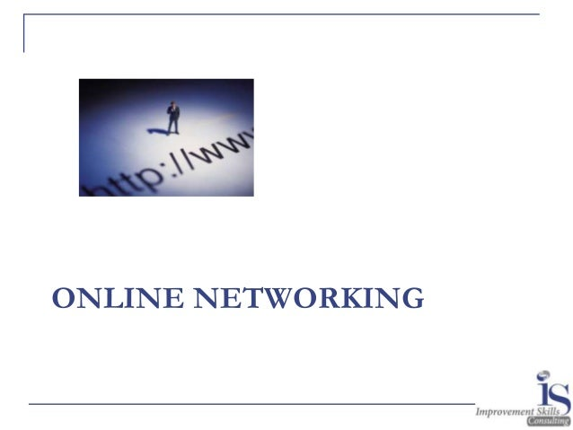 ianjseath networking skills workshop