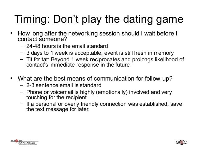 Networking dating meaning