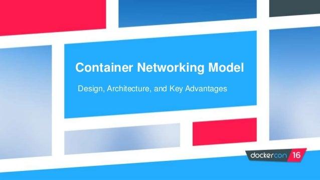 Docker Networking : 0 to 60mph slides Slide 3
