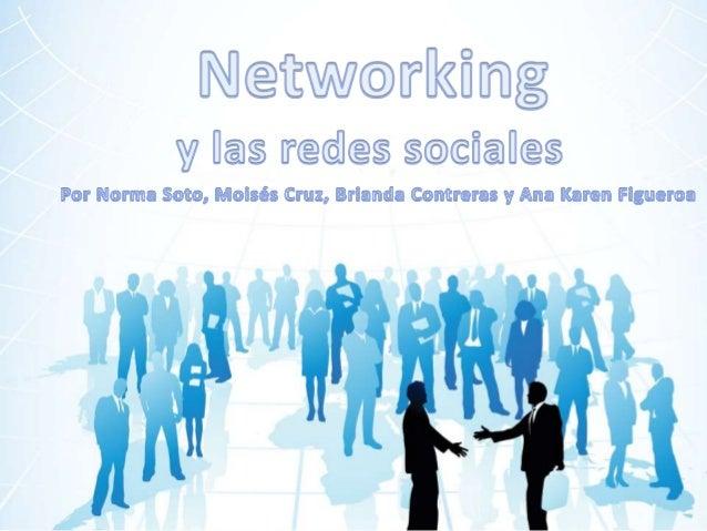"""Networking El """" """" Es ese momento en el que logramos conocer a alguien que puede resultarnos útil dentro de nuestra vida pr..."""