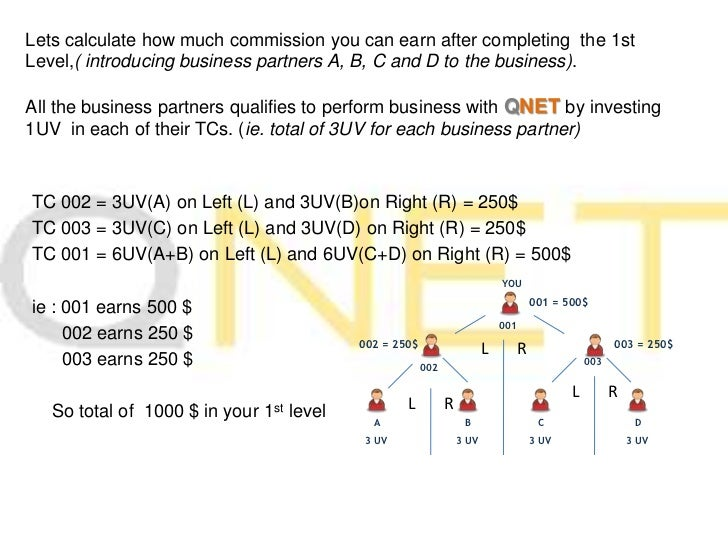 Qnet india business plan