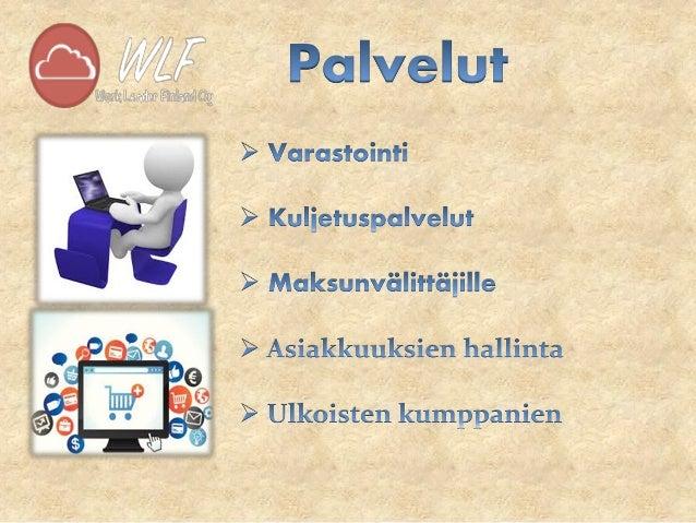 Verkkokaupan verkkokauppa - Work Leader Finland Oy Slide 3