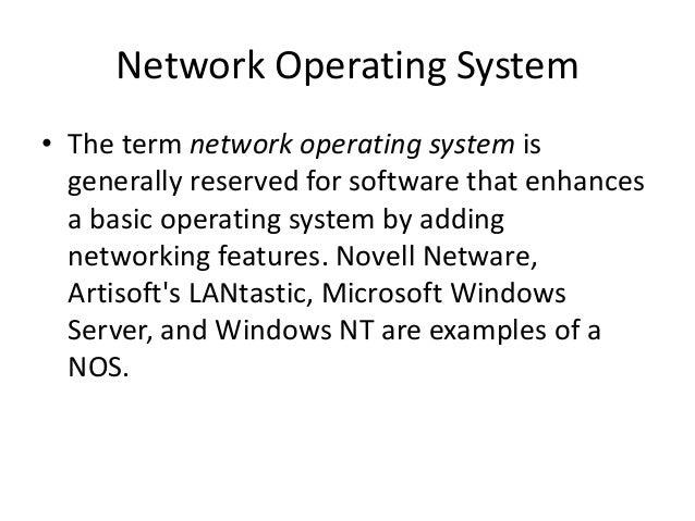 Network operating system under. Fontanacountryinn. Com.