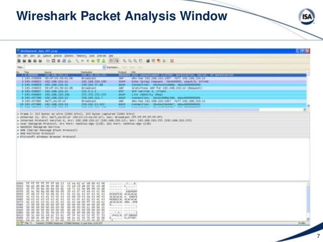 Network Packet Analysis with Wireshark