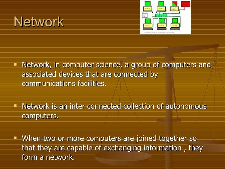 Network ppt