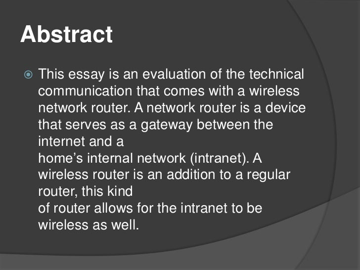 technical communication 2 essay 385 words - 2 pages your company functions thanks to some process and its technical infrastructure about the technical part, the sql network is the informational engine in fact, every flow of information goes through this network, which allows a good communication inside your agencies and between your employees.