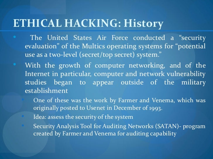 Hacking/Introduction