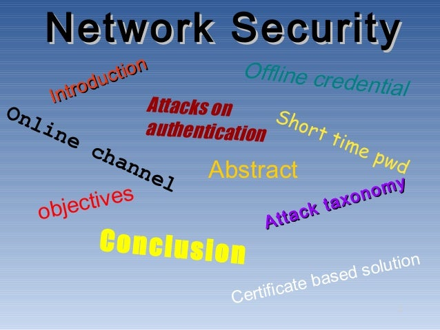 networksecurity.ppt, Powerpoint templates