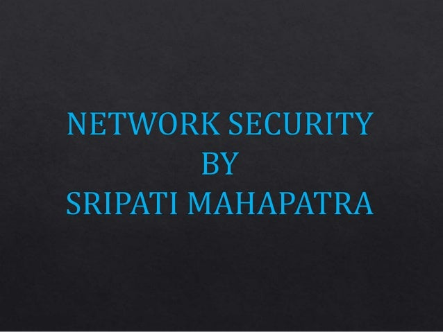 Security can be defined as the process or procedure to ensure the integrity, availability, and confidentiality of data and...