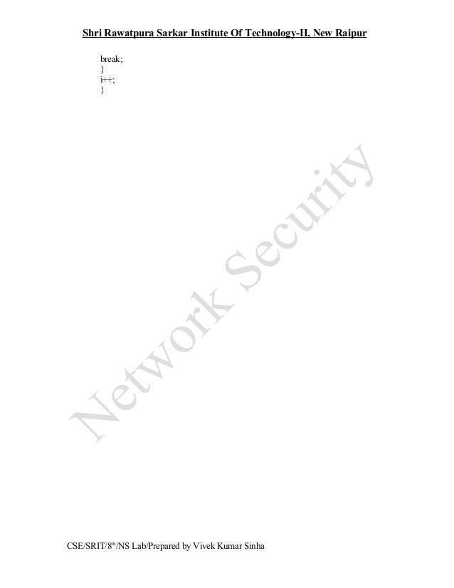network security lab manual rh slideshare net cryptography and network security lab manual regulation 2013 cryptography and network security lab manual doc