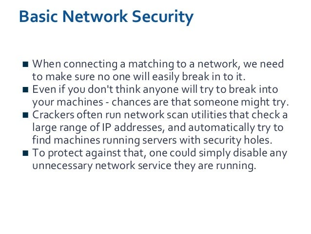Network security phd thesis