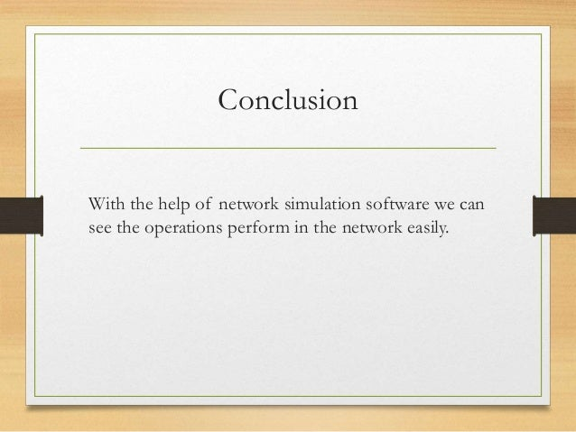 network simulator essay View network simulator research papers on academiaedu for free.