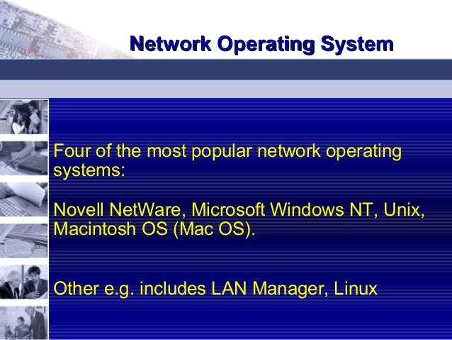 Network Software N Othr Types Of Software