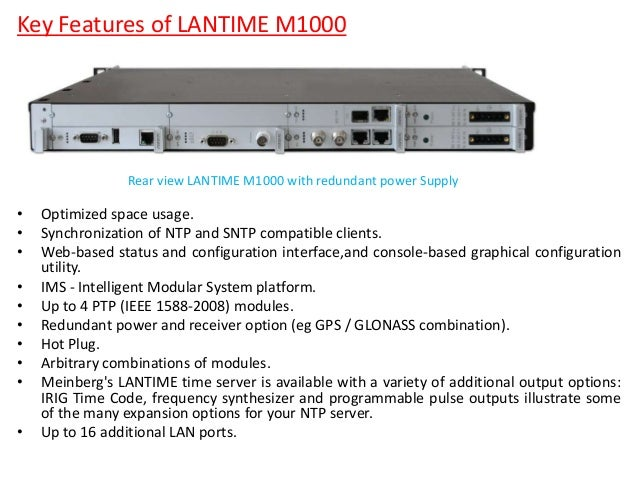 Network time sync solutions for security