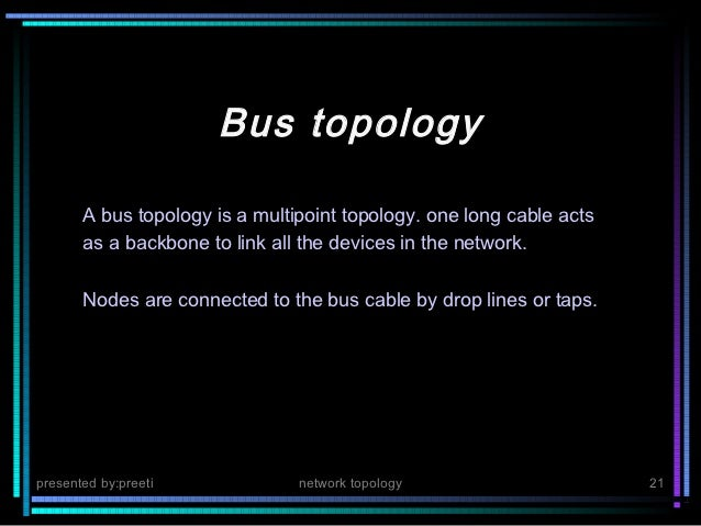 improving network topology Improving performance through topology be active in the network so as to improve or even optimize performance according to some measure.