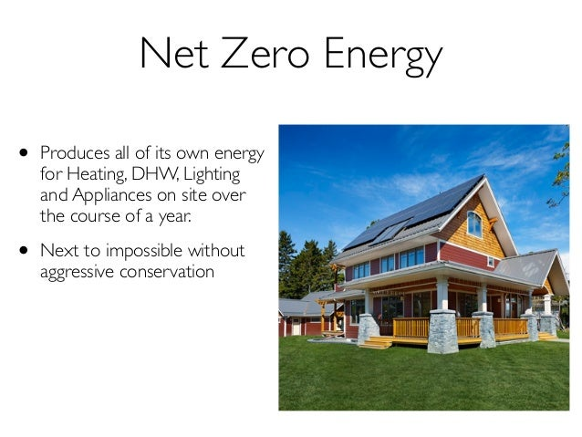 Net zero energy in very cold climates by peter amerongen for Netzero ent