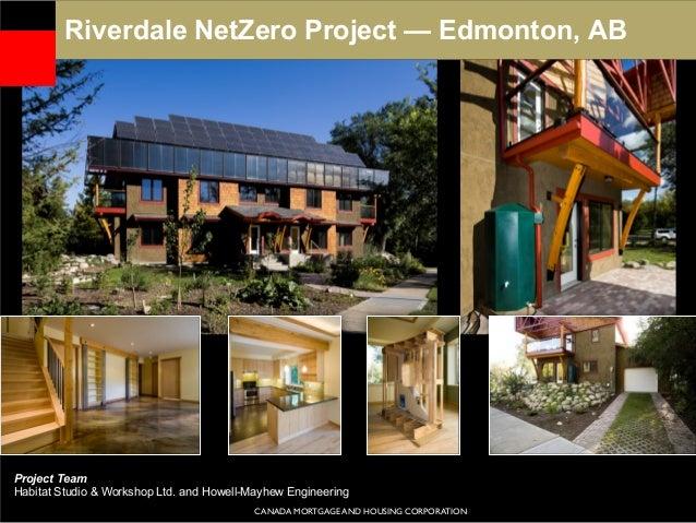 Net Zero Energy On The Canadian Prairies By Peter Amerogen