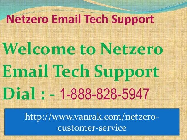 NetZero customer service   1-888-828-5947   Technical