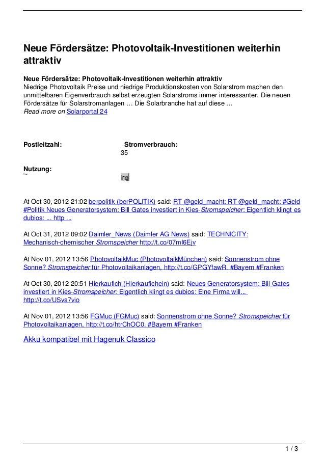 Neue Fördersätze: Photovoltaik-Investitionen weiterhinattraktivNeue Fördersätze: Photovoltaik-Investitionen weiterhin attr...
