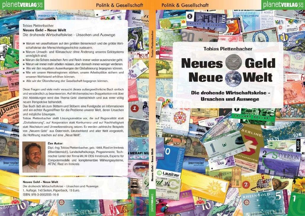 Plettenbacher: Neues Geld Neue Welt V2.2