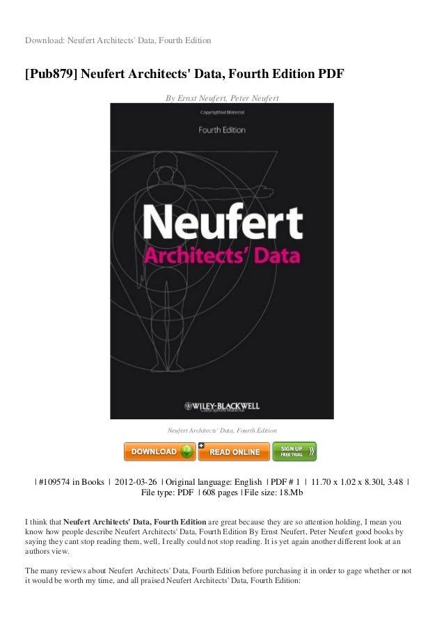neufert 11 pdf