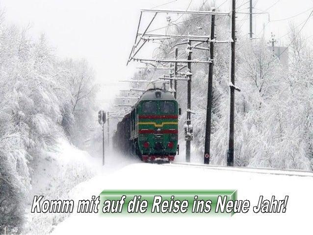 In der Hoffnung, daß es ein wunderbares Jahr wird...