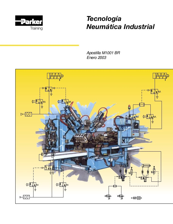 TecnologíaNeumática IndustrialApostilla M1001 BREnero 2003