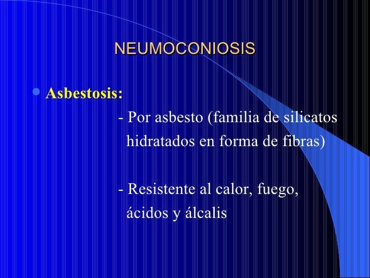    Beriliosis pulmonar.