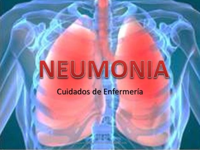 Cuidados de Enfermería Adalberto Pizarro Enfermero MN 50305