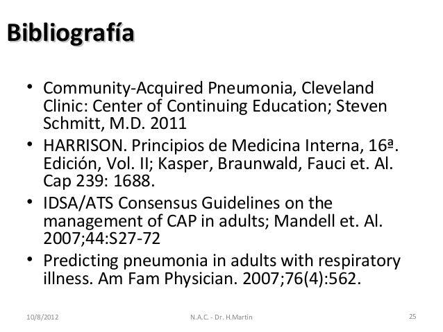 idsa ats guidelines 2016 community acquired pneumonia alogarhims