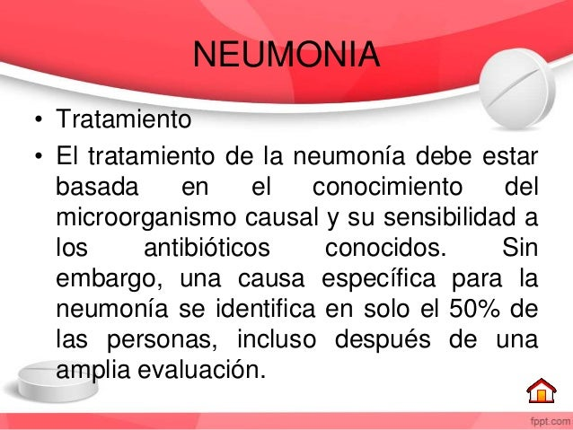 Neumonia angela