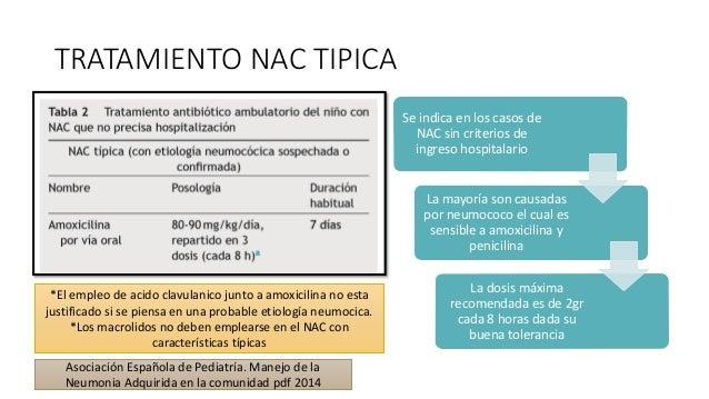 Neumonia en pediatria 2017