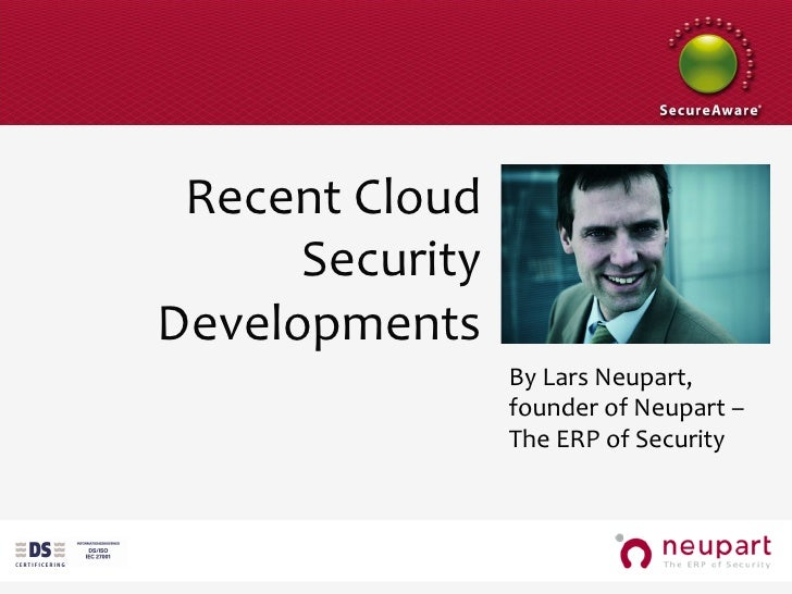 Recent Cloud                                                              Security                                  ...