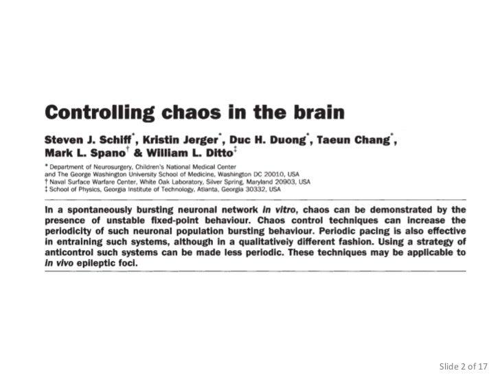 Stochastic Neural Network Model: Part 2 Slide 2