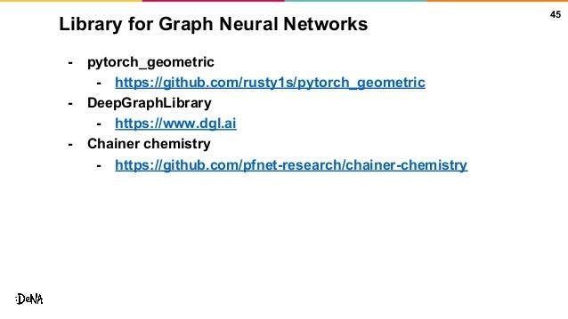 Neural networks for Graph Data NeurIPS2018読み会@PFN