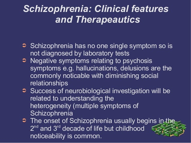 symptoms of schizophrenia: five areas of disturbance essay Depression and suicidal behavior: a cbt approach  outcomes for the client's disturbance  somatic symptoms and social functioning as areas requiring.