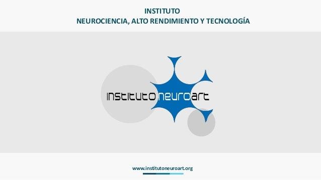 Neurociencia Aplicada Slide 2