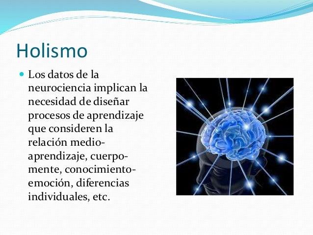 Neurociencias y educación Slide 16