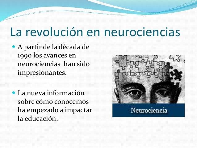 Neurociencias y educación Slide 2