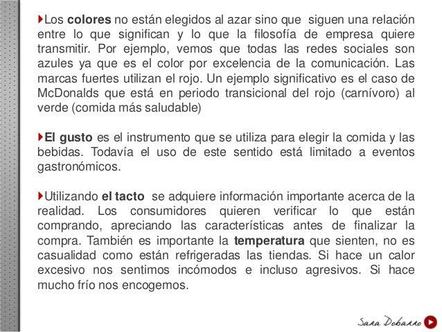 La importancia del color…