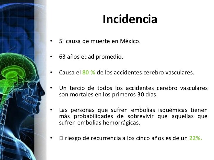 Neurocirugia acv