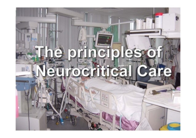 Principles of Neurocritical Care