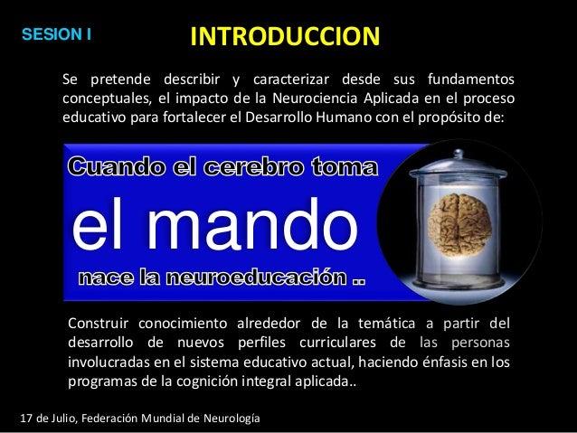 Neuro educacion Slide 2