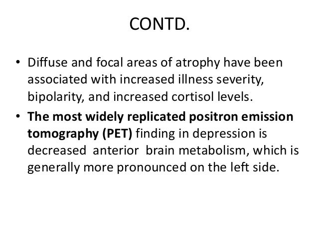 fMRI in Anxiety Disorder • Increased activity of Amygdala in PTSD associated with fear.( Lt and rt part )