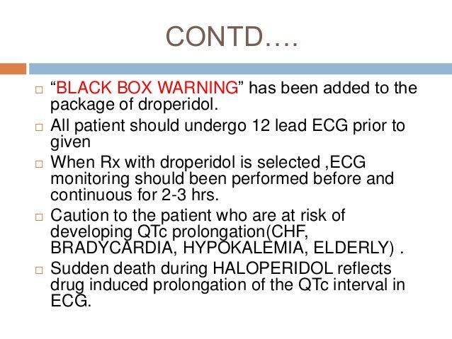 haloperidol dose