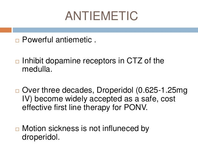 Neuroleptic anesthesia, agents and uses