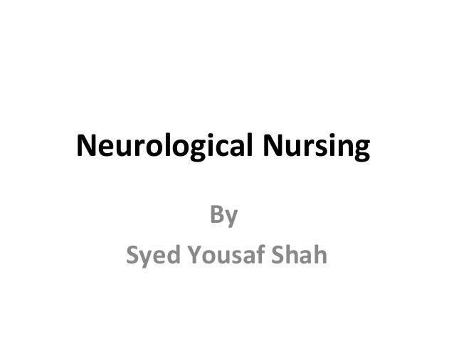 Neurological Nursing