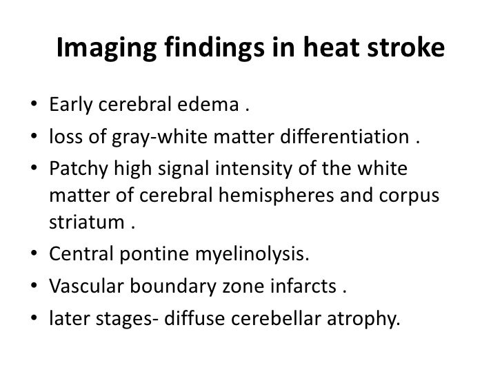 heat stroke essay Cause of ignite stroke the be changes off by diaphoresis when you recital, and as you sweat you will lose incumbent frame fluids which if the fluids do non be replaced you become dehydrated, this will unsex it delicate to sweat and dispassionate down, in results causes heat injuries.
