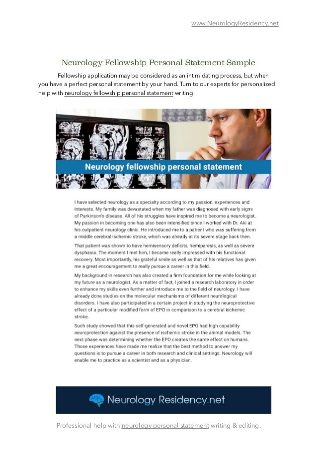 neurology essay The university of minnesota (department of neurology) is one of five sites participating in biofind, a two-year observational clinical study designed to discover and verify biomarkers of.